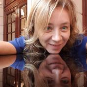 Un verre avec Sylvie Testud