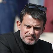 Laïcité: comment Manuel Valls est revenu dans le débat public en France