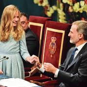 Leonor de Borbon y Ortiz, l'éducation de la future reine d'Espagne