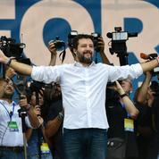 «Salvini est désormais le leader incontesté de la coalition des droites italiennes»