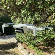 On a testé le DJI Mavic Mini, le drone compact et bon marché qui n'a pas peur des grands