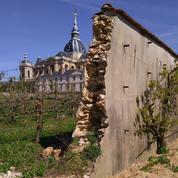 Versailles: le Potager du roi est bel et bien en péril