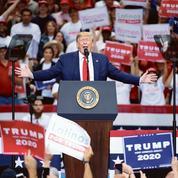 À un an de la présidentielle, la campagne de Trumpbrouillée par la bataille de l'impeachment
