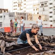 Quand le safran pousse sur les toits de Paris