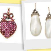 Deux bijoux de l'impératrice Eugénie aux enchères chez Christie's