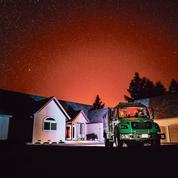Le nord de la Californie dévoré par le Kincade Fire
