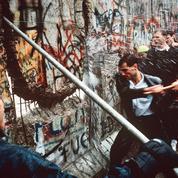 Ce mur de Berlin dont la chute stupéfia le monde