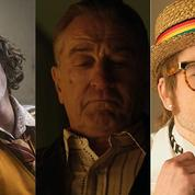 Joker ,The Irishman ,Rocketman ... La course aux Oscars est lancée