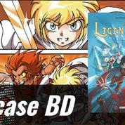 La Case BD: Les Légendaires ,la saga d'heroic fantasy qui triomphe dans les cours de récréation