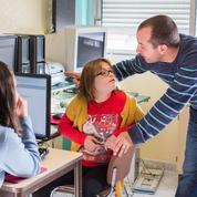 Le nombre d'enfants handicapés accueillis à l'école a triplé depuis 2005