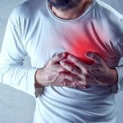 L'angine de poitrine, une violente douleur au coeur déclenchée par l'effort physique