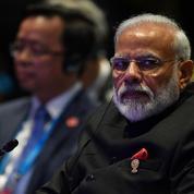 L'Inde dédaigne l'accord commercial promu par Pékin en Asie