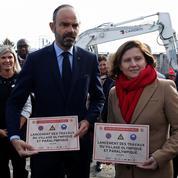 Paris 2024: le coup d'envoi des travaux donné en Seine-Saint-Denis