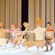 La danse buissonnière de Daniel Larrieu