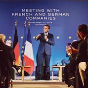 Emmanuel Macron tente de peser face au géant chinois