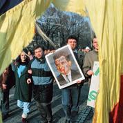 En Roumanie, le sanglant coup d'État des gorbatchéviens