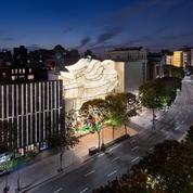 La Louis Vuitton Maison Seoul illumine la capitale coréenne