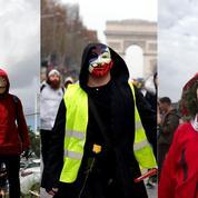 Joker, V pour Vendetta, La casa de papel ... Le juteux marché des masques de la révolte