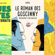 Environnement, biographie, bien-être: la BD s'attaque à tous les thèmes
