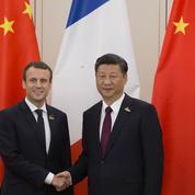 Macron en Chine: «Il faudrait que tous les représentants de l'Europe se déplacent»