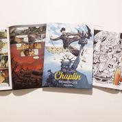 Tous les sujets mènent à la bande dessinée