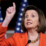 Nancy Pelosi, figure de proue par défaut de l'opposition à Donald Trump