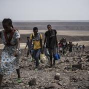 De l'Éthiopie à l'Arabie saoudite: un voyage pour l'enfer