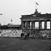 Chute du mur de Berlin: la réunification allemande s'est aussi faite dans l'espace urbain