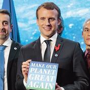 Guillaume Tabard: «Où l'on reparle de référendum sur l'environnement»