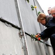 L'Allemagne célèbre la chute du mur sans triomphalisme