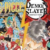 L'irrésistible succès du manga Demon Slayer, en passe de détrôner One Piece au Japon
