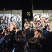 Le jour où le mur est tombé: 9 novembre 1989, la nuit de Berlin