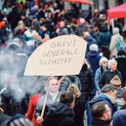Grèves et manifestations: un calendrier chargé pour terminer l'année