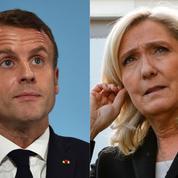Les Français prévoient un duel Macron-Le Pen en 2022 mais ne le souhaitent pas