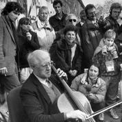 Le jour où le mur est tombé: 11 novembre 1989, la liberté guidant le peuple