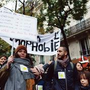 Manifestation contre l'islamophobie: polémique autour de l'étoile jaune