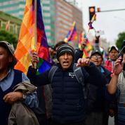 La Bolivie, privée de président, est au bord du chaos