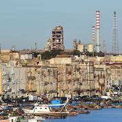 L'aciérie de Tarente, miroir de l'échec de la politique industrielle de l'Italie
