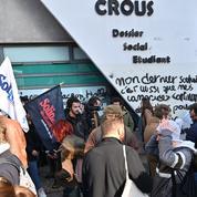 «La précarité tue»: les étudiants manifestent dans plusieurs villes de France