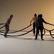 Jann Gallois à Chaillot: l'altérité de liane en liane