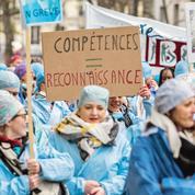 Crise des hôpitaux: tous les personnels soignants dans la rue ce jeudi