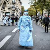 À l'hôpital Georges-Pompidou, on se sent «menacés par un écroulement brutal»