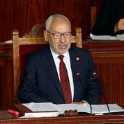 Le chef d'Ennahdha élu à la tête du Parlement tunisien
