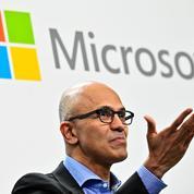 Microsoft parie sur lecloud hybride pour rattraper Amazon