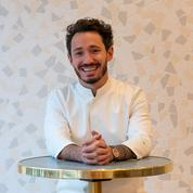 Le pâtissier star Cédric Grolet s'offre l'Opéra