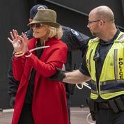 Jane Fonda prête à souffler ses 82 bougies en prison pour défendre le climat