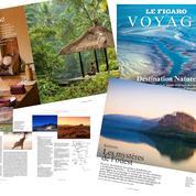 «Le Figaro» sort son premier magazine Voyage