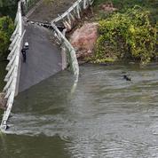 Mirepoix-sur-Tarn: un pont s'effondre au nord de Toulouse, un deuxième mort retrouvé