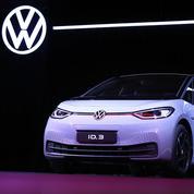 Volkswagen recale ses prévisions et se branche sur l'électrique