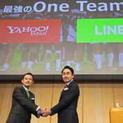 Le Japon crée son géant del'internet